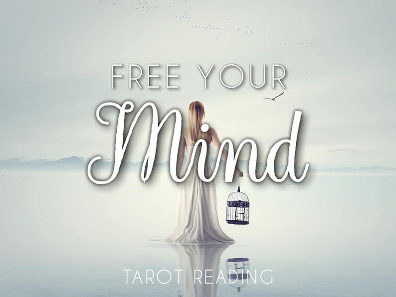 Free Your Mind Tarot, Tarot Card Reading, Psychic Reading, Oracle Reading,  Love Tarot Reading, Oracle Cards, Relationship Tarot