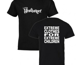 LH - Extreme Clothes For Extreme Children - Mini T-shirt