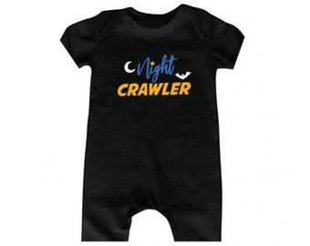 Night Crawler - Playsuit