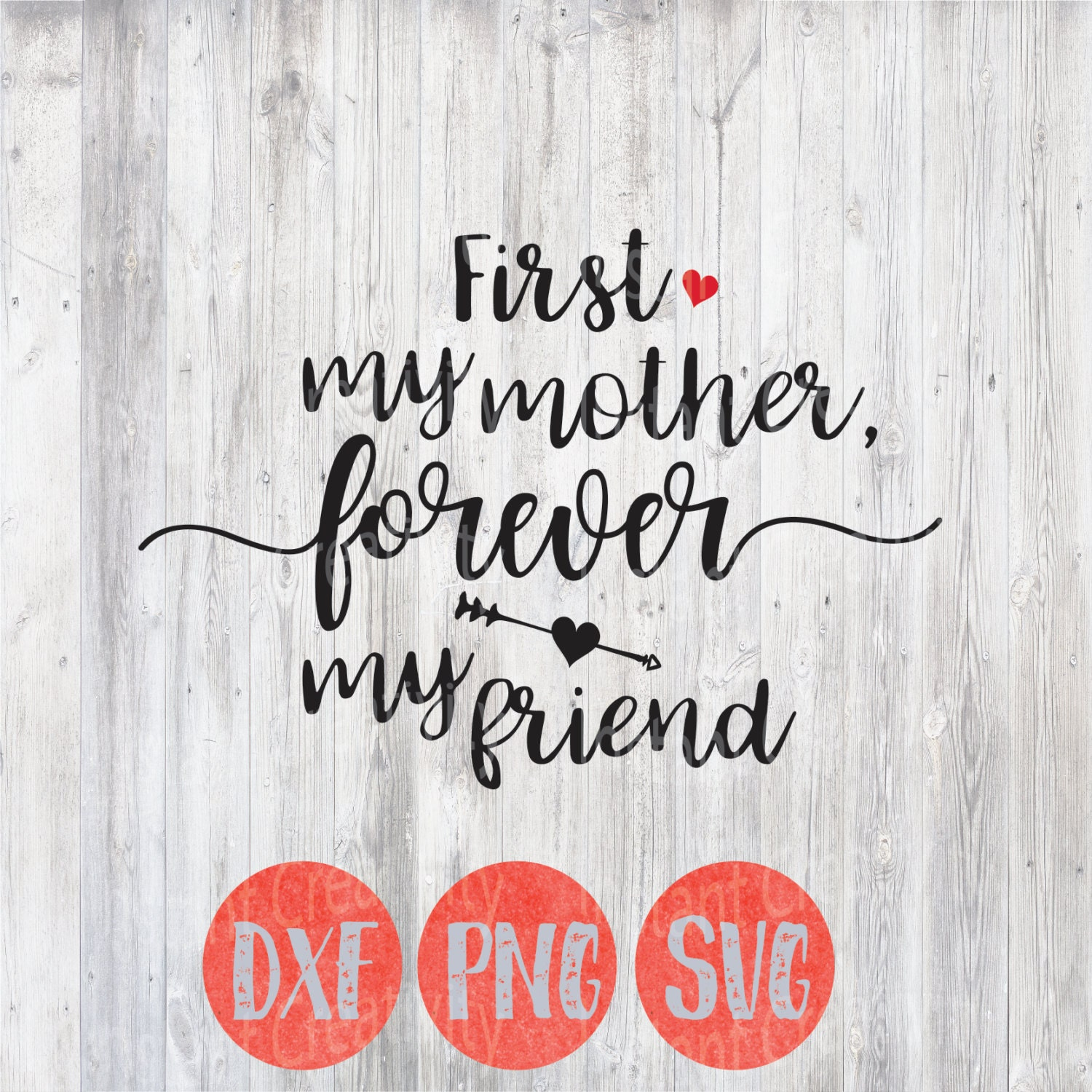 mothers day svg mothers day quote first my mother forever my etsy