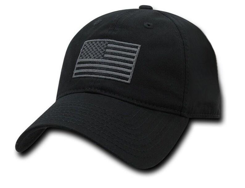b9e6ec9dca8f1 Black USA US American Flag Patch United States America Polo