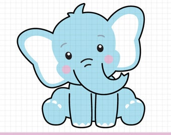 Download Get Free Baby Elephant Svg Images Free SVG files ...