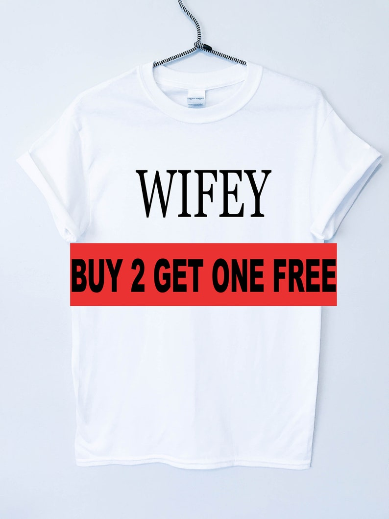 Wifey T-shirt Cute Ladies T-shirt Gift For Wife Gift For Bride, New Wife  Shirt Bridal Shirt, Bride T-shirt, Bridal Shirt Ladies Graphic Tee