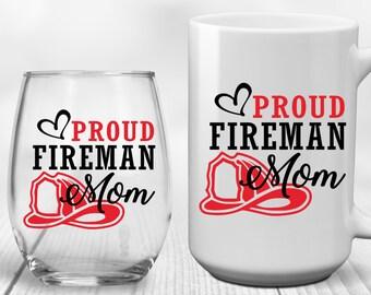 Fireman Mom | Fireman Daughter | Fireman Wife | Fireman Aunt | Fireman Sister | Firefighter Daughter | Firefighter Mom | Firefighter Wife  |