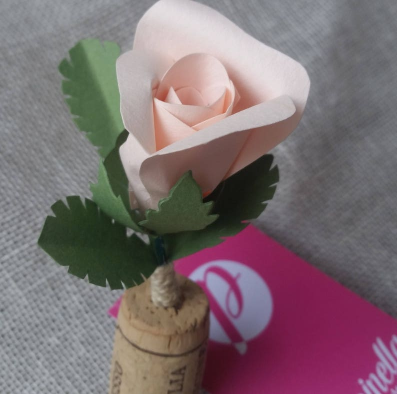 Matrimonio Tema Vino : Segnaposto matrimonio sughero rosa carta cena tema vino etsy