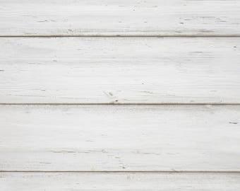 White Wood Digital Paper WHITE WOOD TEXTURE