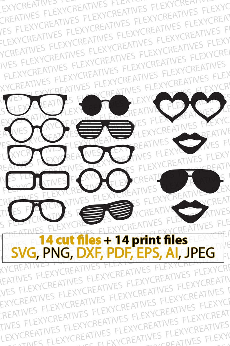 graphic relating to Luna Lovegood Glasses Printable named Document Descargar Gles SVG Eyegles Photobooth Vector