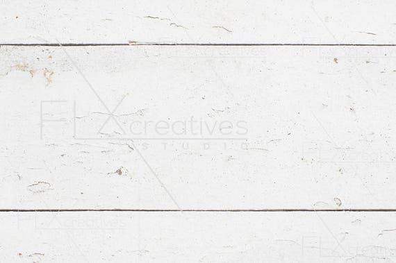 White Wood Digital Paper WHITE WOOD TEXTURE With