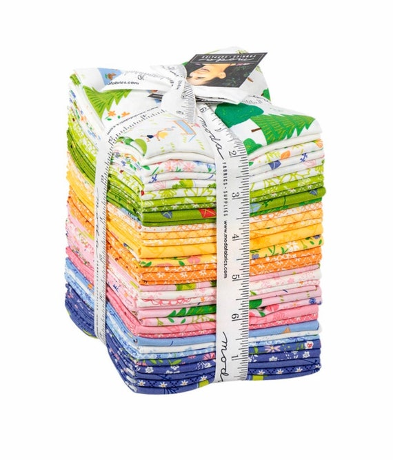 Sunday Picnic Fat Quarter Bundle by Moda