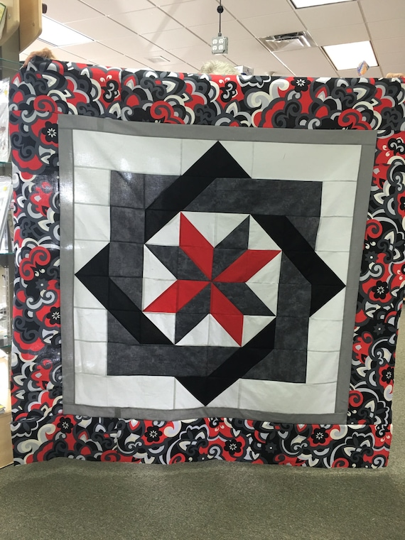 Labyrinth Pre Cut Quilt Kit