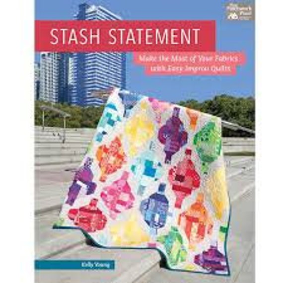 Stash Statement Book by Kelly Young