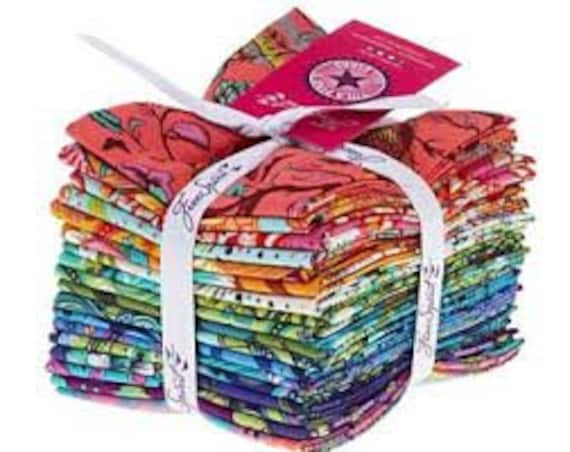 Free Spirit Tula Pink's ALL STARS 18pc Fat Quarter Bundle