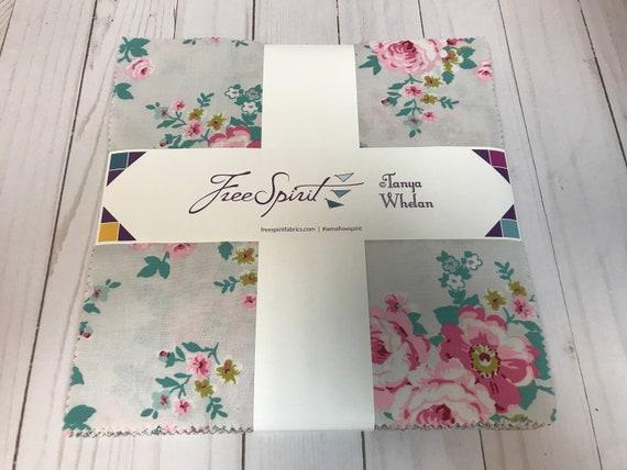 "Tonya Whelan Fabrics - Gazebo 10"" Squares/Layer Cake - 42, 10"" x 10"" Precut fabric Squares"