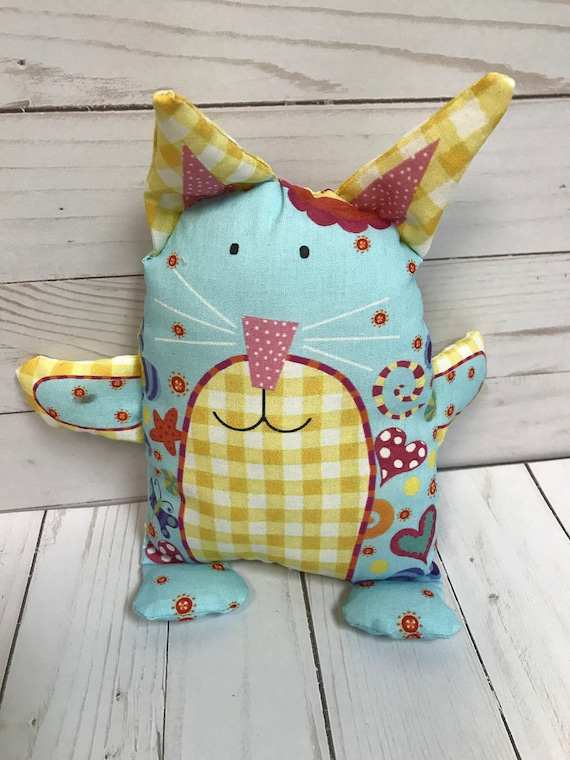 Kitty the Cat Stuffed Toy, Jennifer Jangles Craft and Sewing Kit