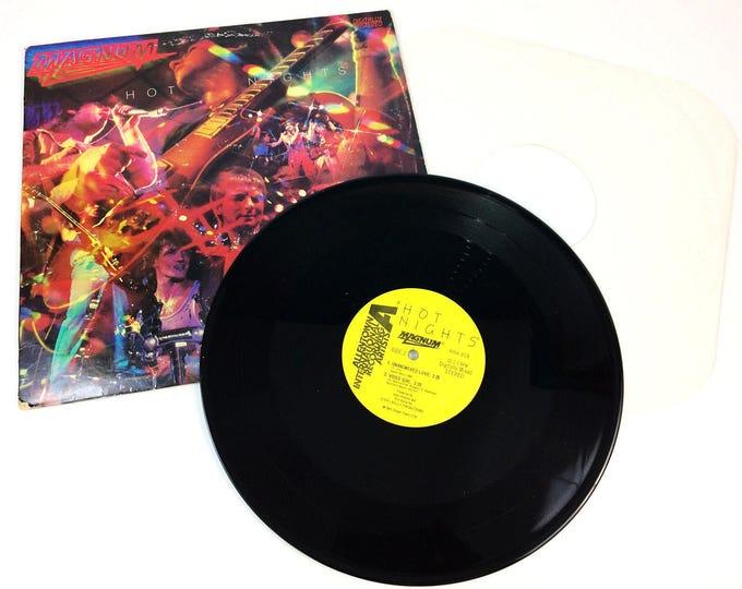 1983 Magnum Hot Nights Vinyl LP Record Album AIRA-3001