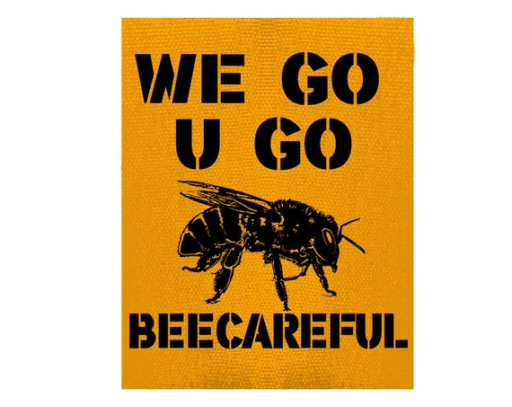 Save The Bee's Back Patch, Save Our Planet, Bee Patch, Honey Bee Patch