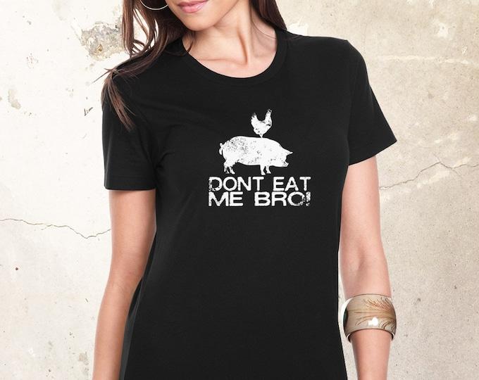 Featured listing image: Vegan Shirt Funny, Animal Lovers Gift, vegan shirt women, Animal liberation Shirt, Adopt Me Shirt, Pig Shirt