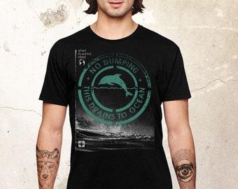 Social Shirt, Save The Planet Shirt, Protest Shirt, Animal Rights Shirt, Resistance Shirt, Anti Pouching Shirt, Dolphin Lovers Gift, Sea