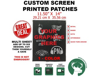 Personalized Gifts,Design Your Own Patch, Create Custom Patch, Custom Patch, Make Your Own Punk Patch, Personalized Patch, Customized Gift