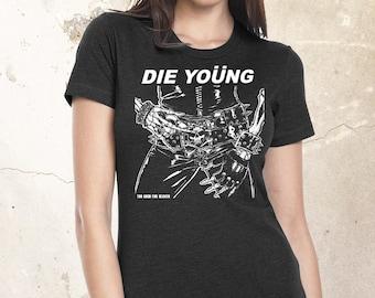 Motley Crue Vintage Tshirt | Motley Crue | Rock T Shirt | Music Band T Shirt | Live Wire