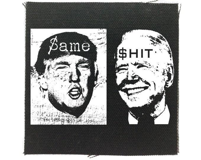 Funny Trump Patch, Biden Patch, Small Patch, Not My President Patch, Anti Trump Patch, Political Patch, Protest Patch, Resist Patch
