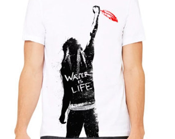 Water is Life Shirt | Anti-Pollution T Shirt | Water Shirt | Save The Planet | Save the Earth | Eco-Friendly Shirt | Water Protector