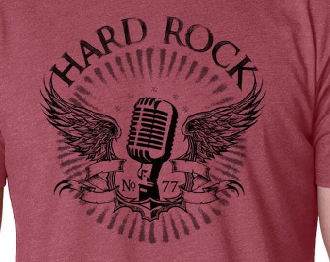 Musician T Shirt | Singer Shirt | Rock T Shirt | Musician T Shirt | Rock Band | Rock Tee | Singer Gift | Wing Tattoo Gift