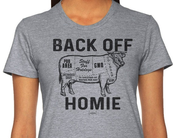 Vegan Shirt  Vegetarian T Shirt Tank Tee Mens Womens Ladies Gift Present Animal Lover Statement Tee Animal Activist