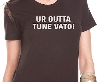 Ur Outta Tune Vato |Funny Guitar T Shirt | Music Lover's Shirt | Gift For Him| Gift For Her | Guitar Shirt | Musician Gift