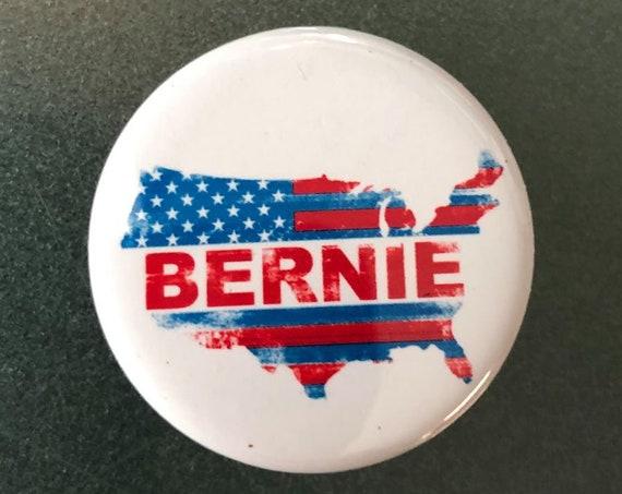 Bernie Sanders USA Button