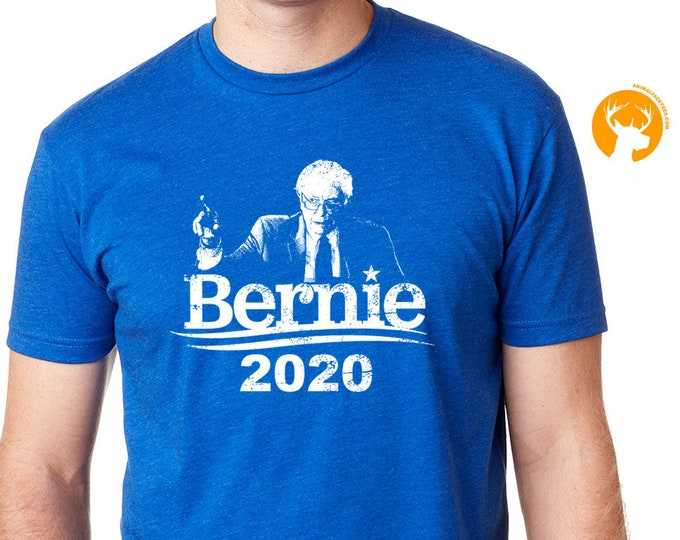 Bernie Sanders 2020 T shirt, Feel The Burn, Political Tees, Resist Shirt, Revolution Shirt, America, USA