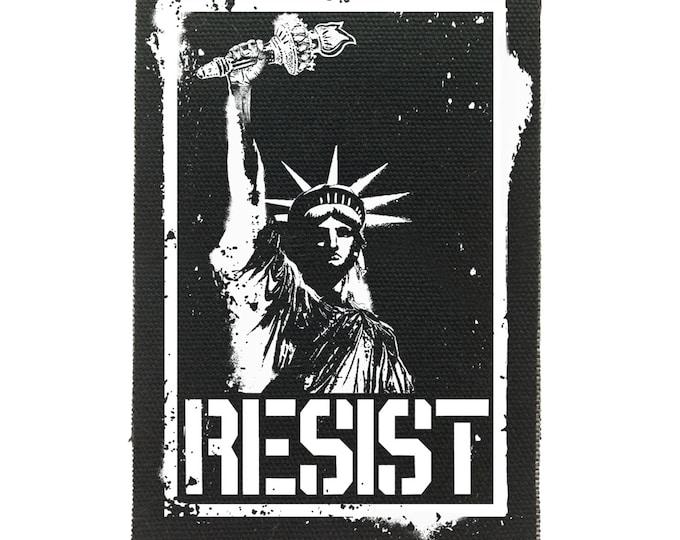 Resist Patch, Jacket Patch, Political Patch, Anti Trump Patch, Joe Bidden Patch, Liberty Patch, Election Day Patch, Feminism Patch,Political