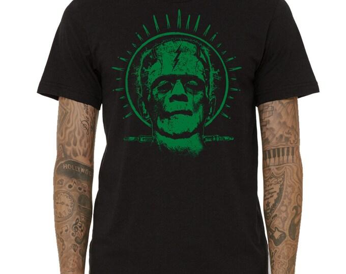 Frankenstein Shirt, Halloween Costume, Scary Monster Shirt, Horror Movie Shirt, Universal Monster Shirt, Halloween Shirt, Halloween Cosplay