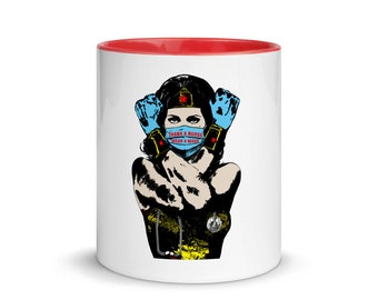 Wonder Women Cup, DC Comics Mug, Superhero Mug, DC Universe Cup, Justice League Mug, Marvel, Wonder Mom Cup, Mothers Day Gift, Comics