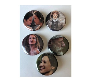 UPCYCLED BUTTONS