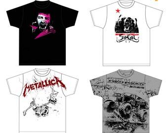 Custom Graphics, Custom Design, Tee Shirt Designs, Logo