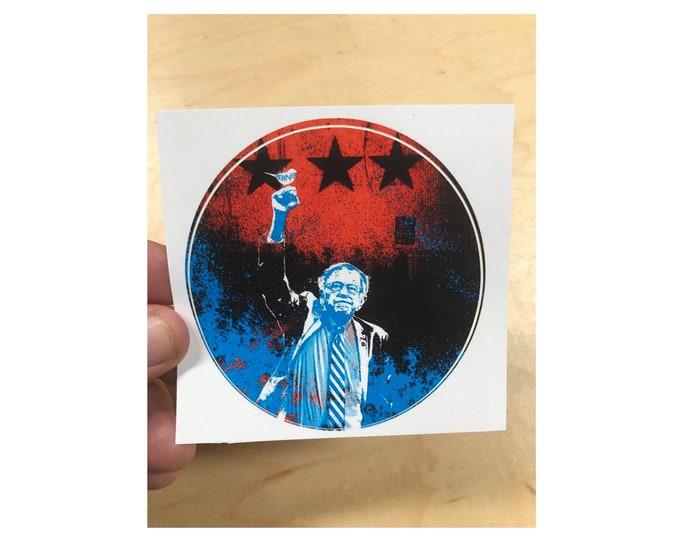 Bernie Sanders Not For Sale Sticker, Funny Political Sticker, Feel The Bern Sticker, Bernie Sticker, Resistance Sticker, Activist Sticker