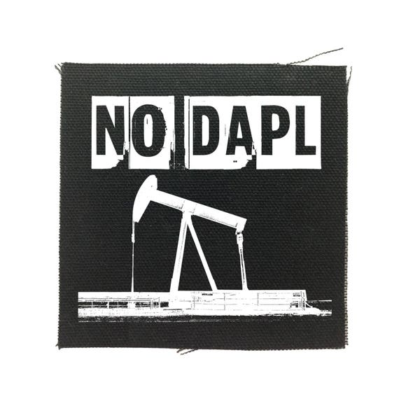 No DAPL Protest Patch, Protest Dakota Access Pipeline, Water Protectors Patch, No Pipeline, Water Is Life, Resist