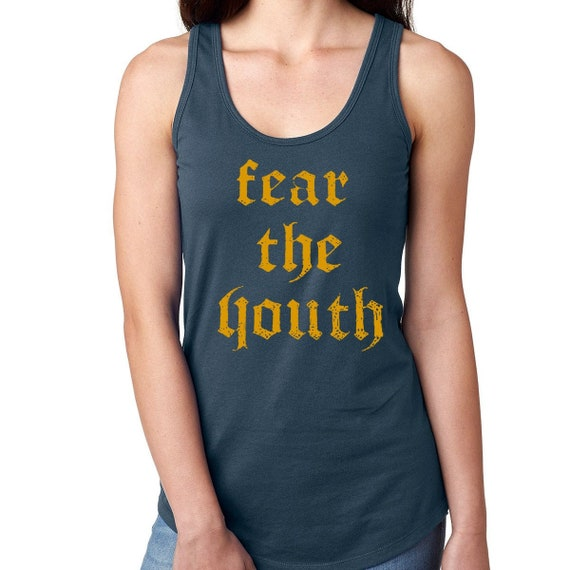 Protest Shirt Fear The Youth/ Rage Against the Machine Shirt | Anti-Corporate Greed | Anti-Greed | Political Gift