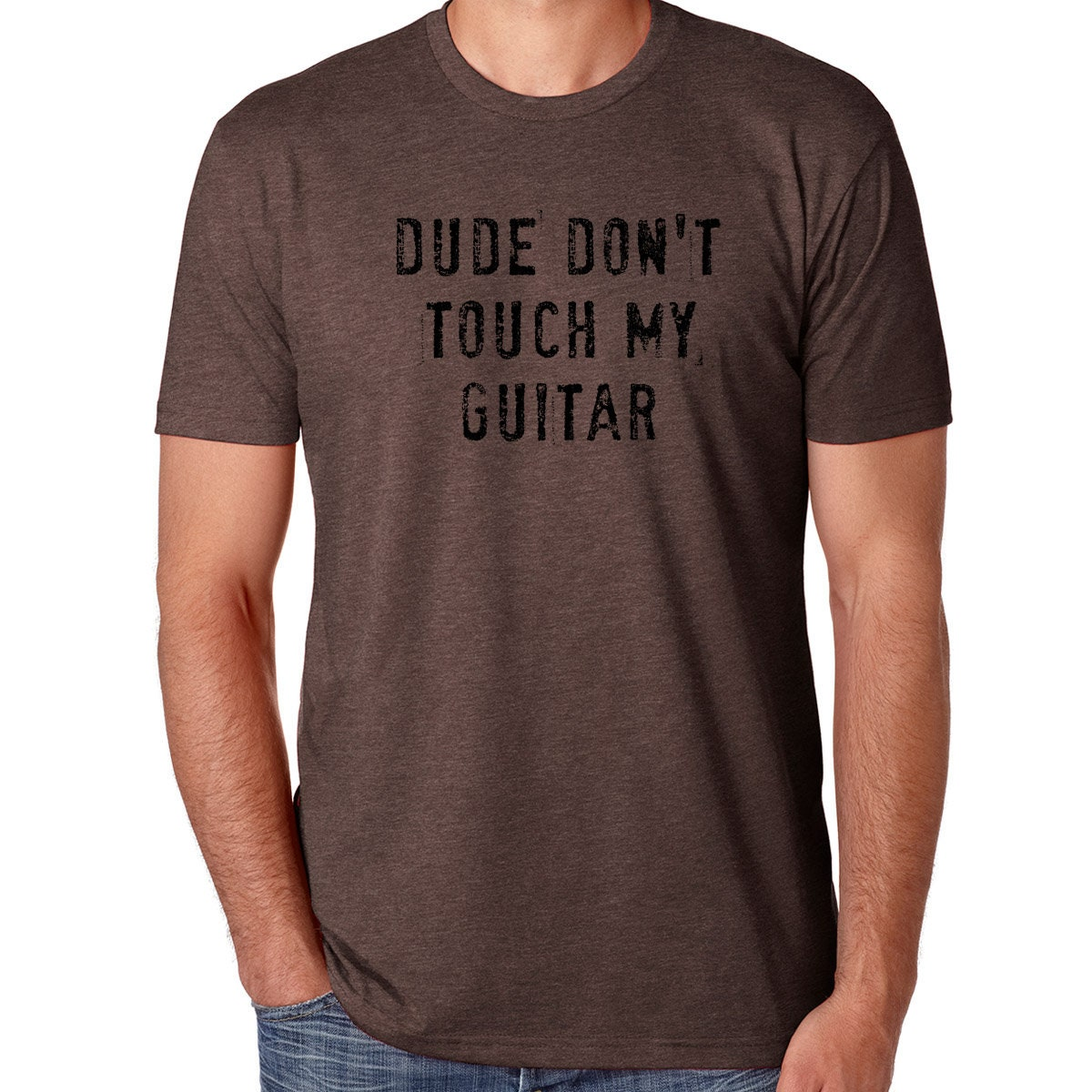 Guitar T Shirt Funny Music T Shirt Rock N Roll Tee T Shirts For