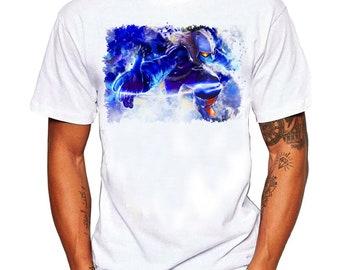 64331d43 Malzahar T Shirt Gamer Gift Idea Cotton Unisex Tee Shirt Premium Quality  Christmas Unique Design DTG L125