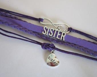 Sister Love Bracelet
