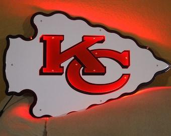 Kansas City Chiefs Sign Etsy