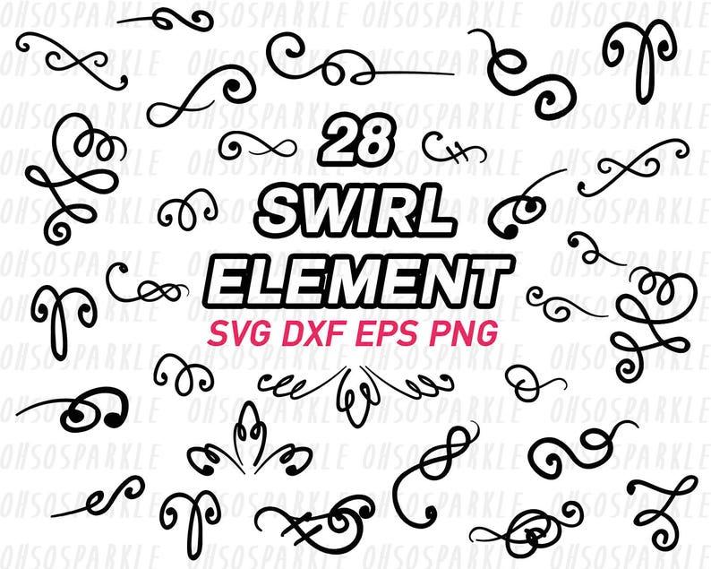 Swirl Svgeps Epsdxfswirls Clipart Clip Art