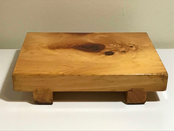85918b4c9 Traditional Sushi Wooden Tray Large from Japan | Etsy