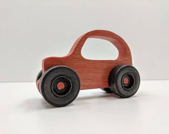 Toy Car - Handmade Wooden