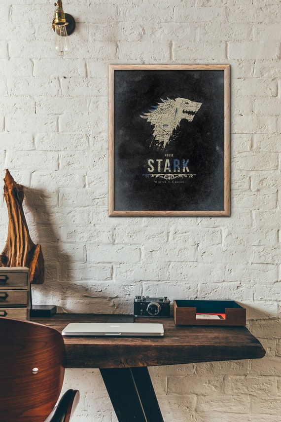 Game of Thrones Targaryen Sigil Poster 55 Size 61 x 91.5cm