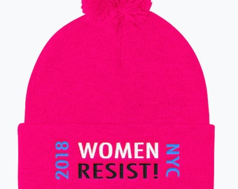 Women Resist Hat