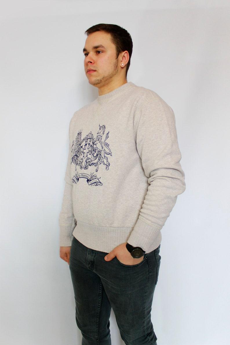 Chic sweater  sweater  sweatshirt \\ jumper \\ hoodie \\ kangaroo ben sherman m-l