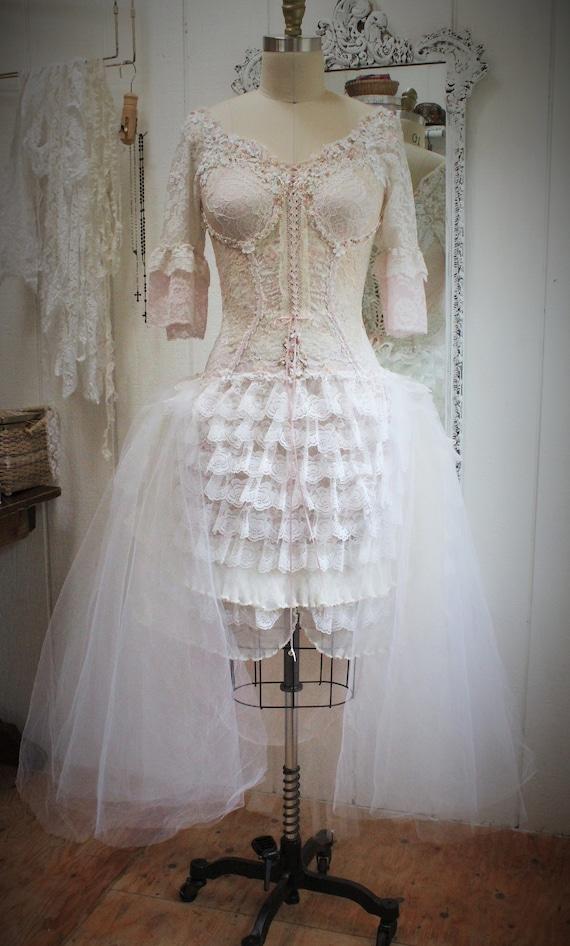 Marie Antoinette Wedding Renaissance Wedding Dress Fantasy | Etsy